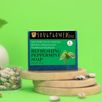 Refreshing Peppermint Soap