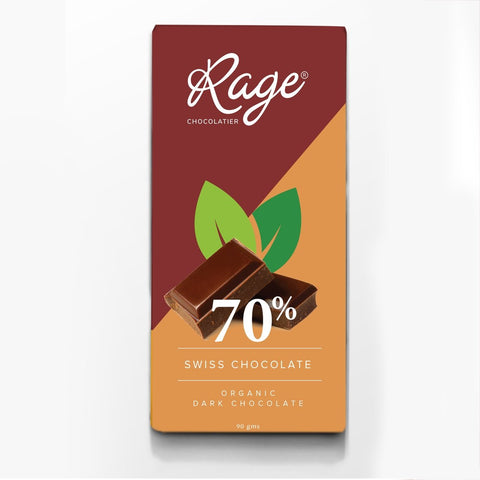 70 % Dark Organic Chocolate