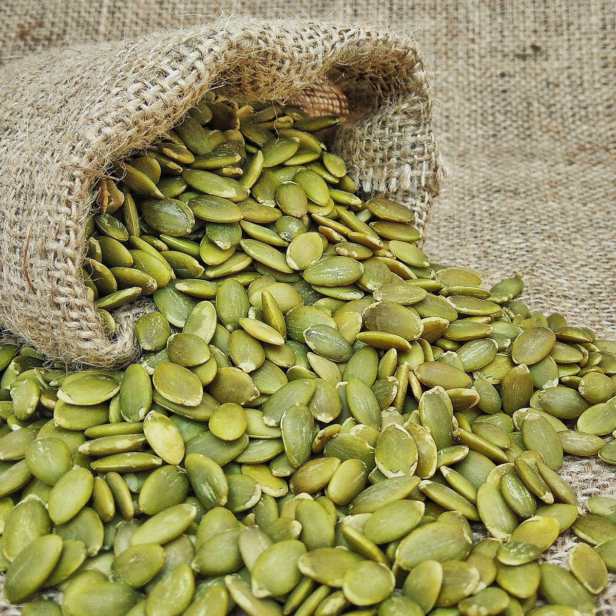 Raw Green Pumpkin Seeds
