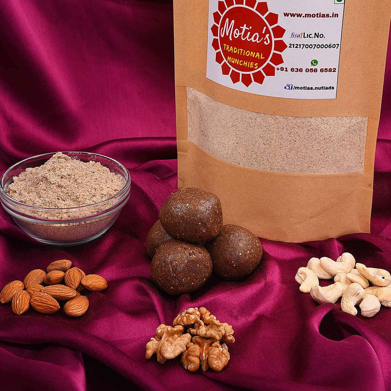 Ready-To-Eat-Pearl Millet(Bajra) with Dryfruits and Jaggery-250 gms