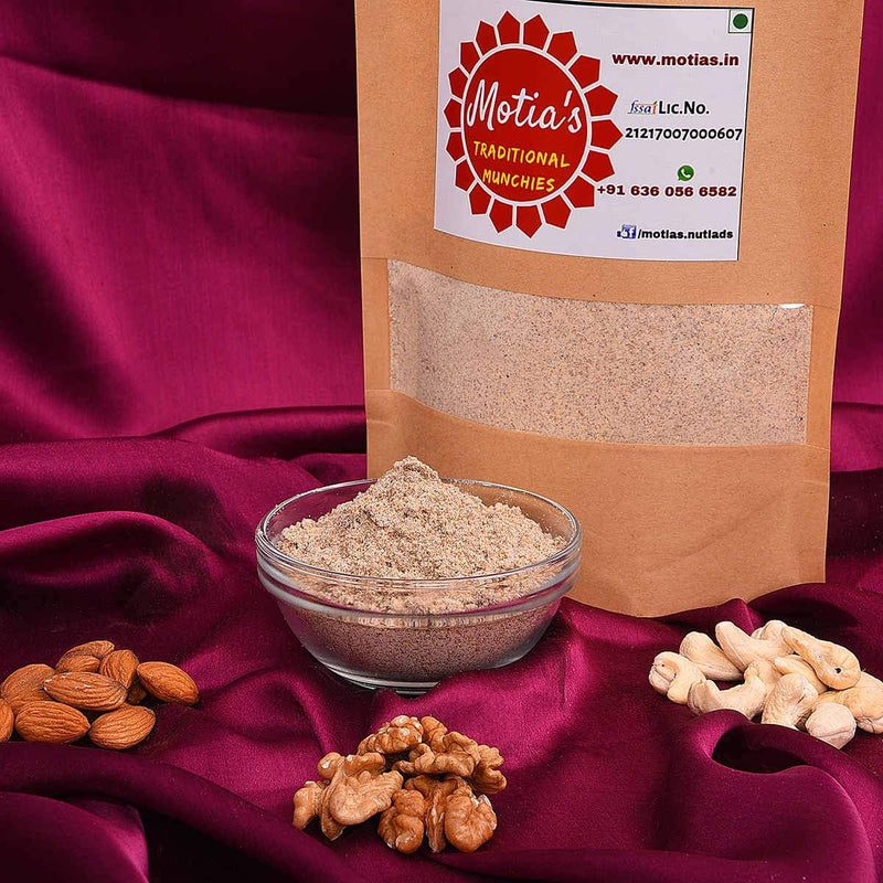 Ready-To-Eat-Sorghum(Jowar) with Dryfruits and Jaggery-250 gms