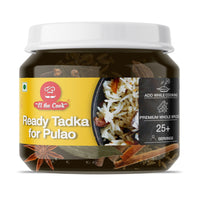 Ready Tadka For Pulao (Jar Pack) - 180g