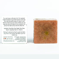 Red Rose Soap & Shea Butter with Charcoal Soap (Combo Pack of 2)