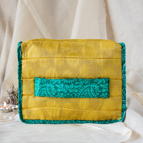 Jewellery Box (Yellow & Green Combo)