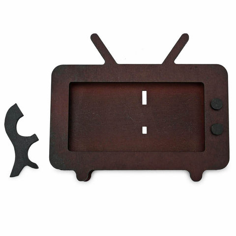 Retro TV Mobile Stand- Big (Iphone, Android & Samsung)
