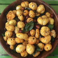 Roasted Mint Chatpata Foxnuts (Makhana)