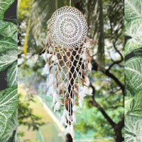 Macrame Wall Hanging - Handmade Hangings for Positivity