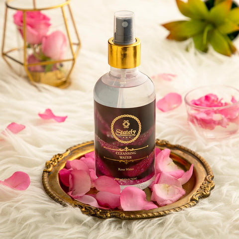 Rose Water - Cleansing Water