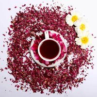 Rose Hibiscus Tea (No Caffeine)