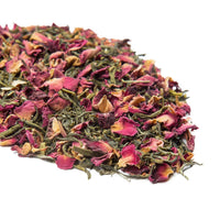 Rose Marvel Green Tea (Natural & Pure Whole Leaf Tea)