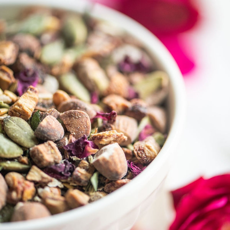 Rose + Oats Mukhwaas
