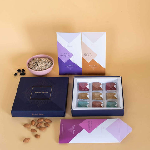 Royal Beans Chocolate Gift Combo -1