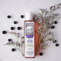 Organic Blueberry Body Wash