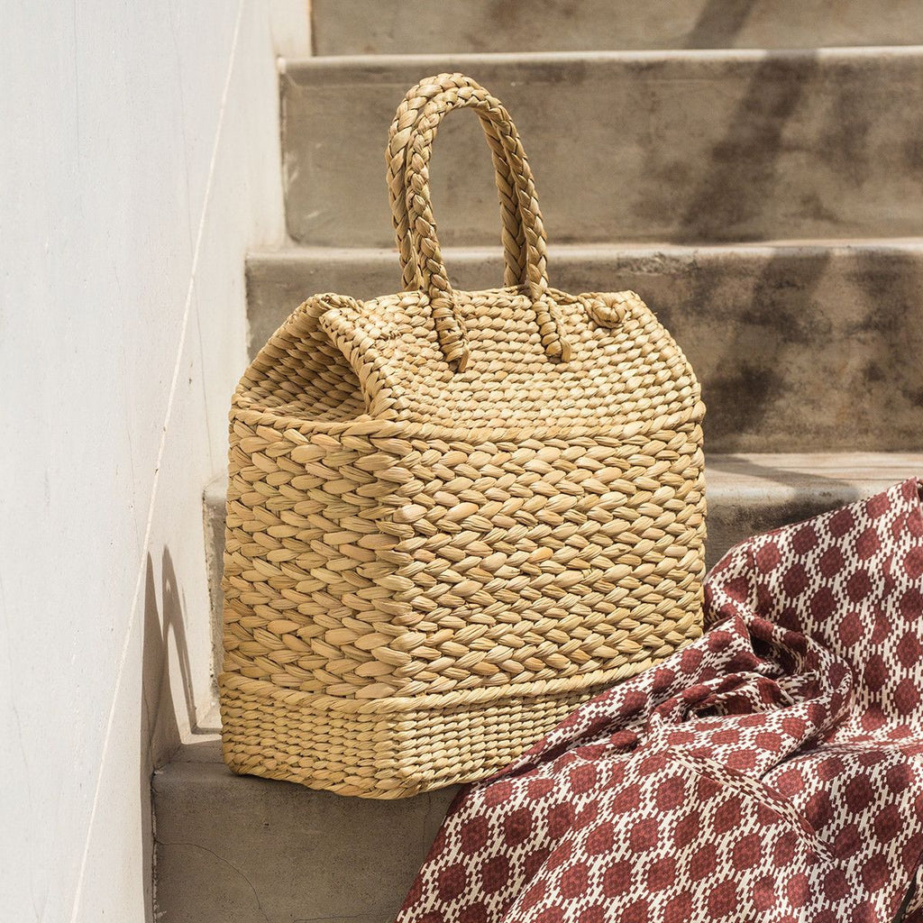 Handcrafted Basket bag