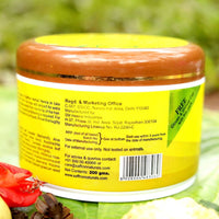 Saffron Naturals Herbal Henna For Shiny, Silky & Strong Hair