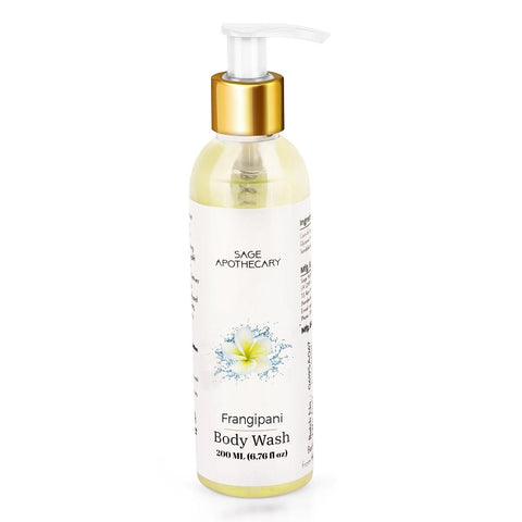 Sage Apothecary Body Wash (Frangipani Body Wash)