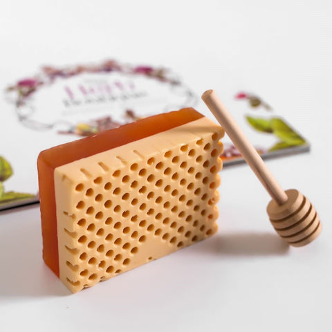 Sandalwood and Honey Soap