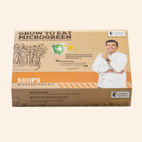 Sanjeev Kapoor Microgreen Kit - Pea Green Soup Mix