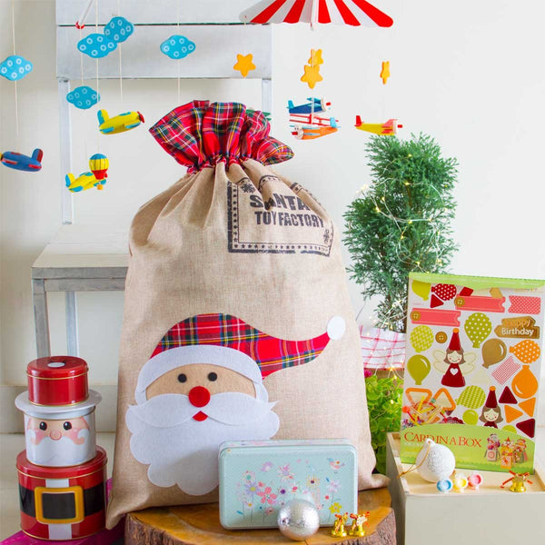Christmas Gift - Santa Sack Toy Factory (For Kids) at Qtrove