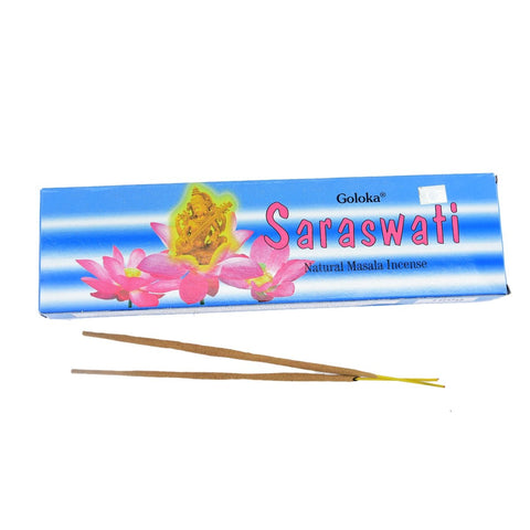 Saraswathi Natural Masala Incense Sticks (250 Grams Pack)