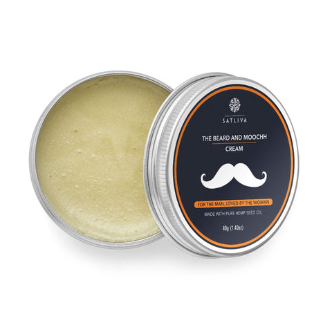 The Beard And Moochh Cream