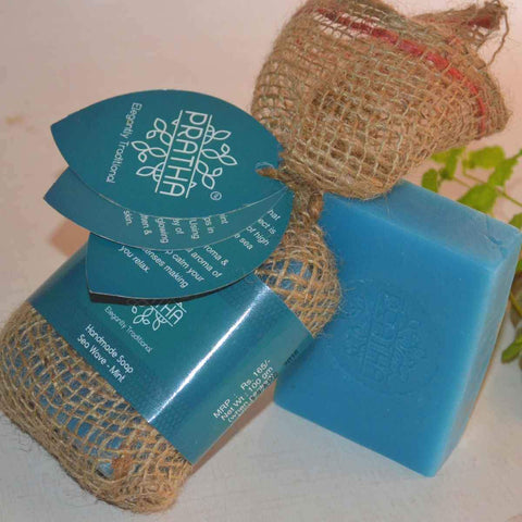 Sea Waves with Mint Soap (Pack of 2)