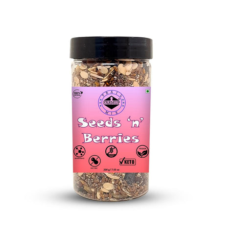 Seeds 'n' Berries Trail Mix