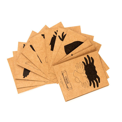 Shadow Puppet Cards