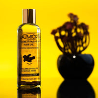 Shine Vitality Hair Oil With Argan Oil, Papaya Oil & Shikakai Fruit