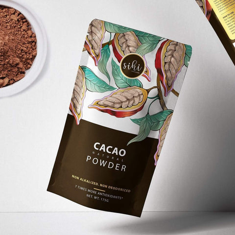 Cacao Powder (Pure Non-Alkalized Cacao)