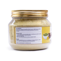 Skin Brightening Face Wash and Bath Powder for Adults