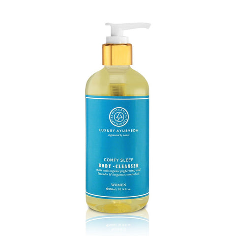 Comfy Sleep Body Cleanser for women (300ml)