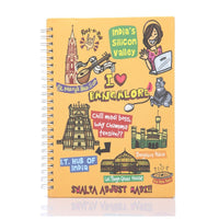 Exercise Book (Ruled) - Small, Bangalore