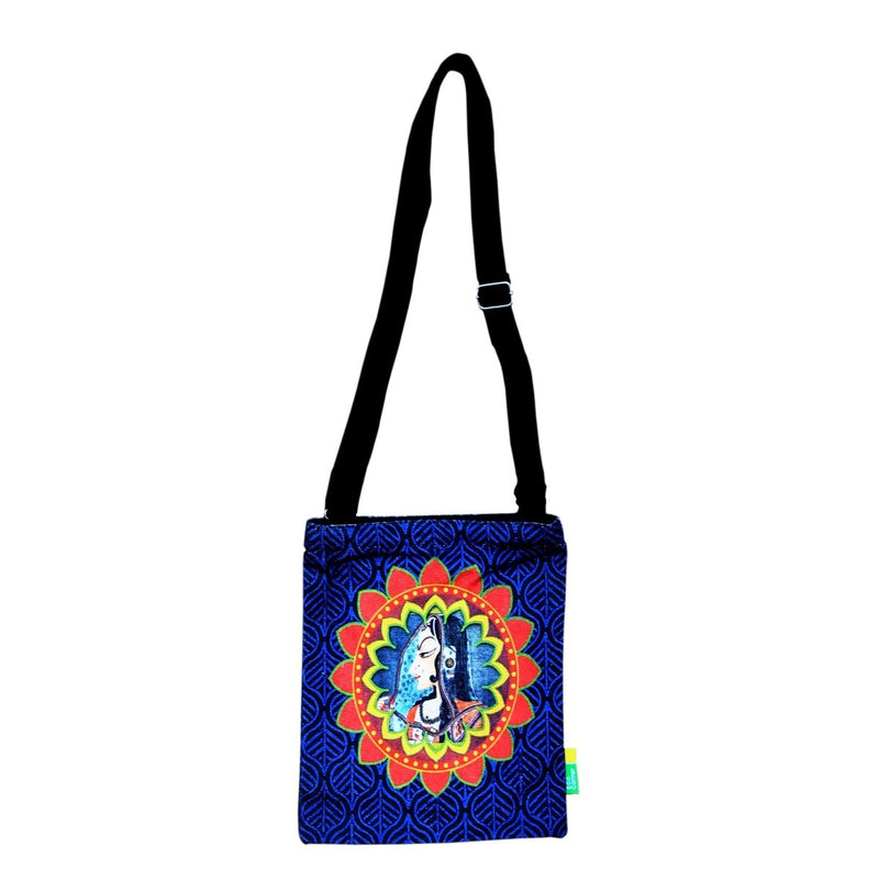Small Bani Thani Cotton Sling Bag