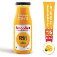 Mango & Pineapple Smoothie (Pack of 5)