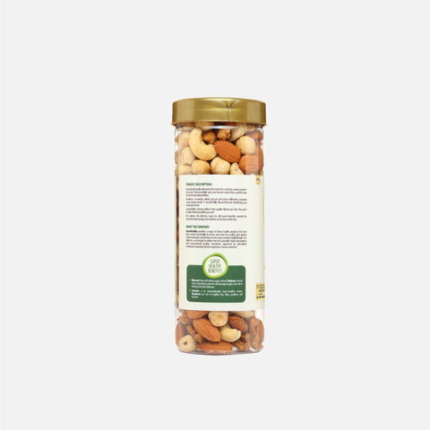 The Real Healthy Nuts ( Combination of Premium Quality Healthy Nuts)