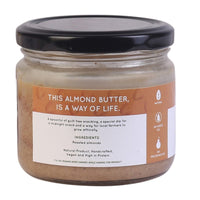 Soulful Creamy Almond Butter