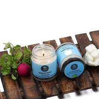 Aromatherapy Relaxation Massage Oil Candle For Body
