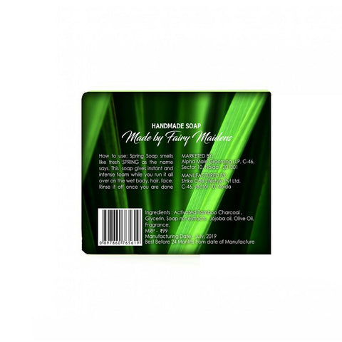 Spring Soap (Lemon Grass)(Pack of 3)