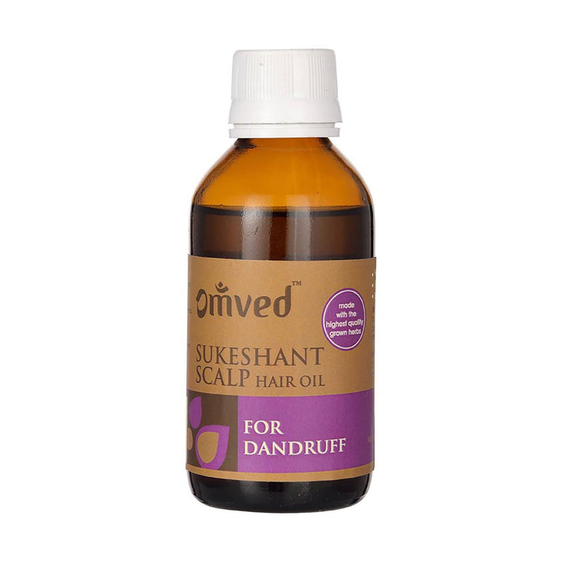 Sukeshant Anti Dandruff Ayurvedic Hair Oil