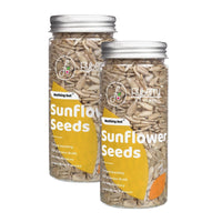 Sunflower Seeds - Pack of 2, 2 x 150 g