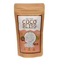 Coco Bliss Toasted Coconut Chips( Pack of 4)