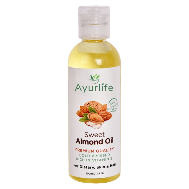 Sweet Almond Oil (Cold Pressed)