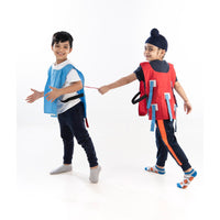 Tag - Tail Jackets Game (Pack of 4 Jackets)