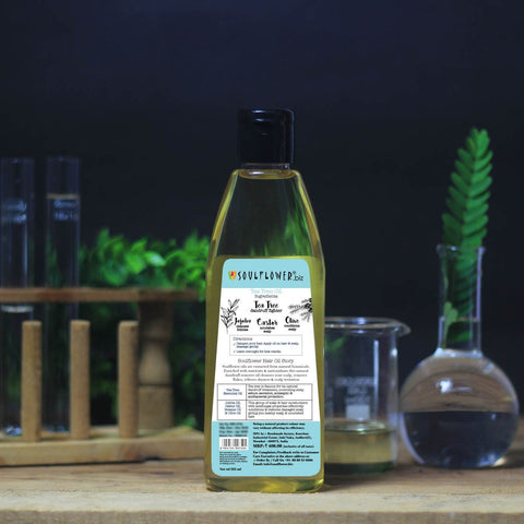 Tea Tree Oil (Scalp & Dandruff Care) - 225 ml