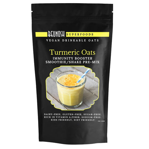 Turmeric Oats Smoothie Premix