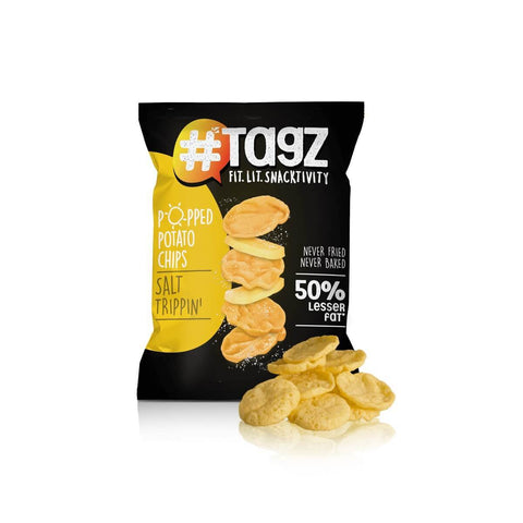 Popped Potato Chips - Salt Trippin (Pack of 5)