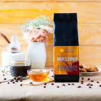 Maple Syrup Gourmet Coffee