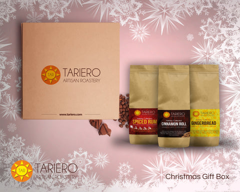 Christmas Coffee Gift Hamper
