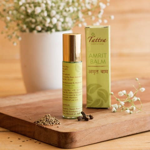 100% Natural Amrit Balm